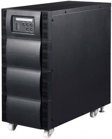 ИБП Powercom VGS-10K 9000W черный ибп powercom vgs 10k