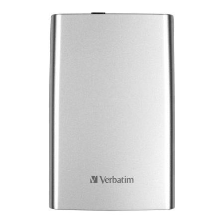 "Внешний жесткий диск 2.5"" USB3.0 1 Tb Verbatim 53071 серебристый цены онлайн"