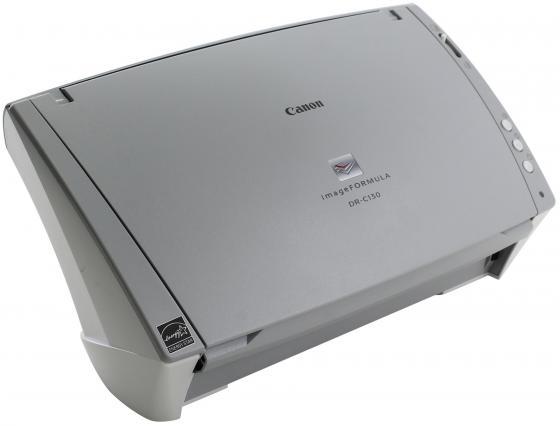 Сканер Canon DR-C130 протяжный CIS A4 600x600dpi DIMS USB 6583B003 canon as 130 черный