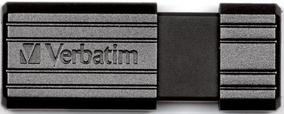 Флешка USB 8Gb Verbatim Store 'n' Go PinStripe 49062 USB2.0 черный verbatim store n go pinstripe 16gb