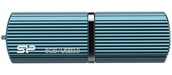 Флешка USB 8Gb Silicon Power M50 SP008GBUF3M50V1B синий industrial power module 1di200zn 120 1di200zn 120 01