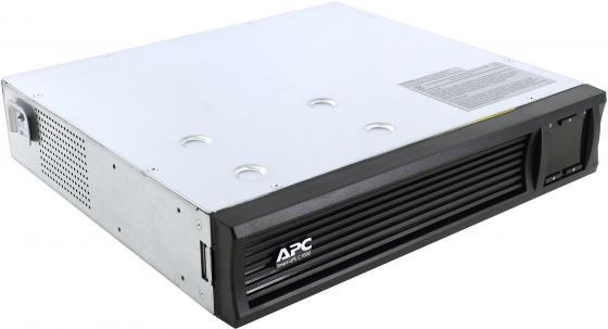 ИБП APC SMART 1000VA SMC1000I-2U ибп apc smart 1000va smc1000i 2u
