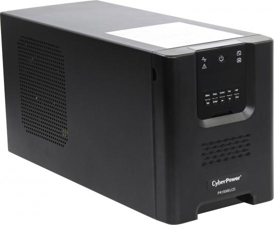 ИБП CyberPower 1500VA PR1500ELCD ибп cyberpower value1500elcd 1500va