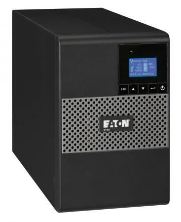 ИБП Eaton 5P 5P850i 850VA черный ибп eaton 5p 5p1150ir 1150va черный 1u