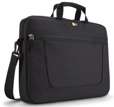 Сумка для ноутбука 15.6 Case Logic VNAI-215 полиэстер черный сумка для фотоаппарата case logic tbc 405 black