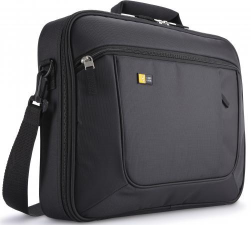 Сумка для ноутбука 17.3 Case Logic ANC-317 синтетика черный сумка для фотоаппарата case logic tbc 405 black