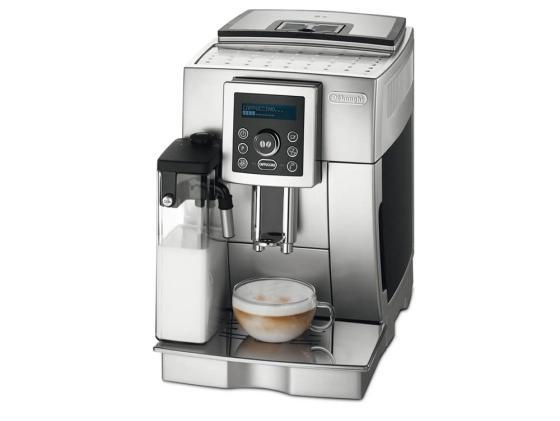 Кофемашина Delonghi ECAM 23.450.S серебристый