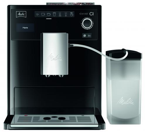 Кофемашина Melitta Caffeo CI Е 970-103 1500 Вт черный кофемашина melitta 20288
