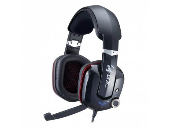Гарнитура Genius GX Gaming HS-G700 Cavimanus USB черный гарнитура genius hs m450 черный