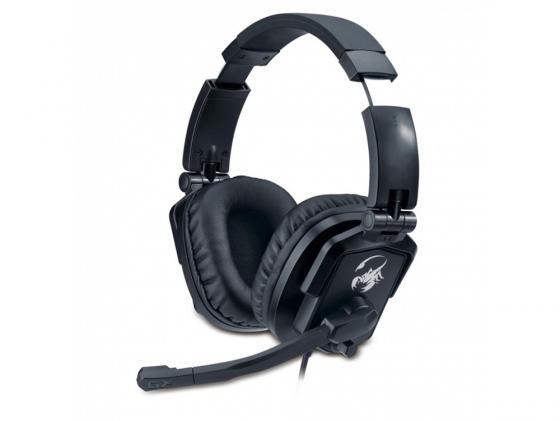 Гарнитура Genius GX Gaming LYCHAS HS-G550 3.5мм черный гарнитура genius hs g680 черный