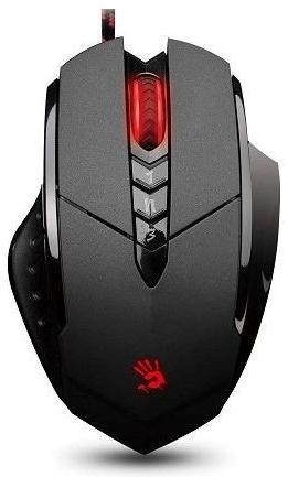 Мышь беспроводная A4TECH Bloody R7/R70 чёрный USB мышь a4 bloody r7