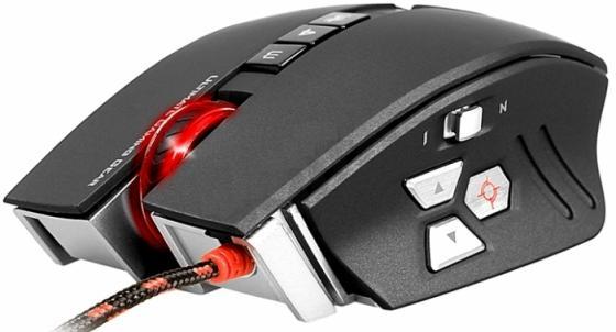 Мышь проводная A4TECH Bloody ZL5 чёрный USB