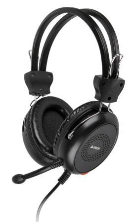 все цены на Гарнитура A4Tech HS-30 3.5 мм черный онлайн
