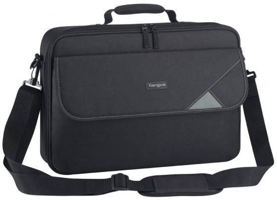 Сумка для ноутбука 17 Targus TBC005EU нейлон черный 45x34x10см