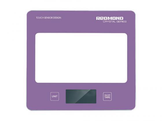 Весы кухонные Redmond RS-724 розовый кухонные весы redmond rs 736 полоски