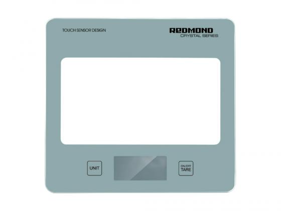 Весы кухонные Redmond RS-724 электронные серый кухонные весы redmond rs 736 полоски