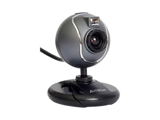 Веб-камера A4Tech PK-750G серый веб камера якутск