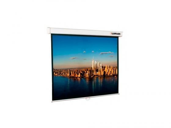 Фото - Экран настенный Lumien LMP-100118 203 x 300 см домик когтеточка меридиан угловой д 436 б трехэтажный барс 42 x 42 x 115 см