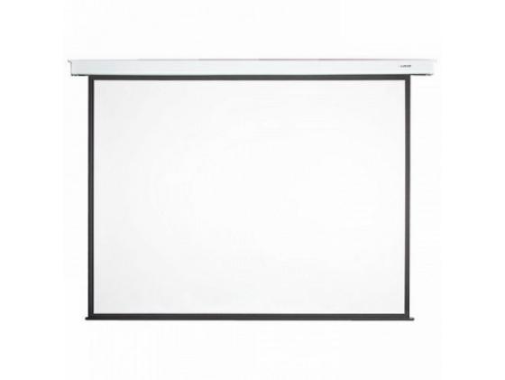 Экран настенный Lumien Master Control 128х171см Matte White FiberGlass с электроприводом LMC-100107 экран lumien master control lmc 100102 180x180см matte white fiberglass с электроприводом