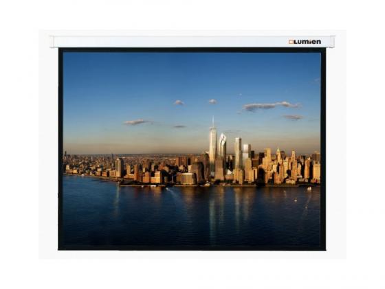 Фото - Экран настенный Lumien Master Picture 244х244см Matte White FiberGlass LMP-100106 проекционный столик lumien deco ltd 101 складной две поверхности нагрузка 10 кг