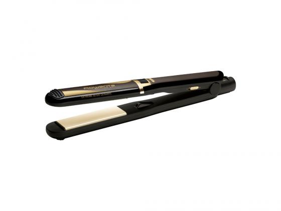 Выпрямитель волос Rowenta CF 7196 чёрный выпрямитель волос rowenta sf7510f0
