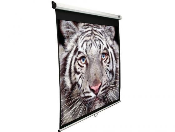 цена на Экран настенный Elite Screens 152x152см M85XWS1 ручной MW белый