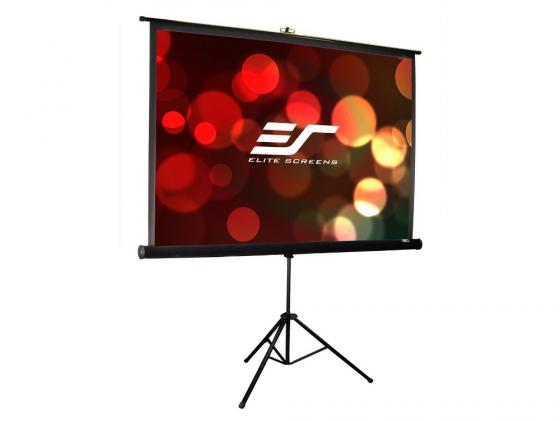 Экран напольный Elite Screens T85UWS1 85 1:1 152x152cm тринога MW черный jw080mdc20 lcd display screens