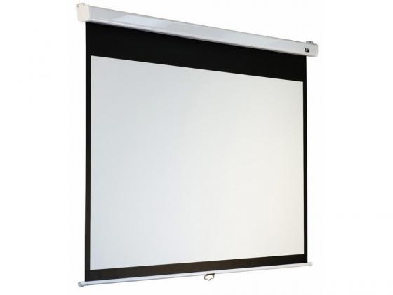 Экран настенный Elite Screens M99NWS1 99 1:1 178x178 ручной MW белый