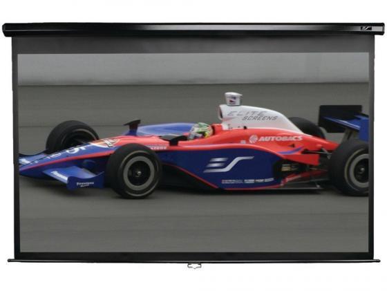 Экран настенный Elite Screens M120XWV2 120 4:3 183x244 ручной MW белый