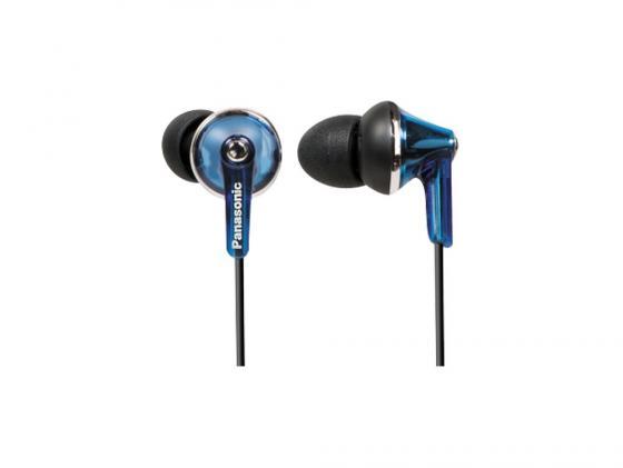 Наушники Panasonic RP-HJE190E-A синий наушники panasonic rp hxs220e a blue