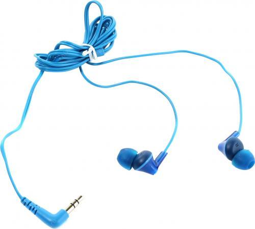 Наушники Panasonic RP-HJE125E-A синий наушники panasonic rp hxs220e a blue