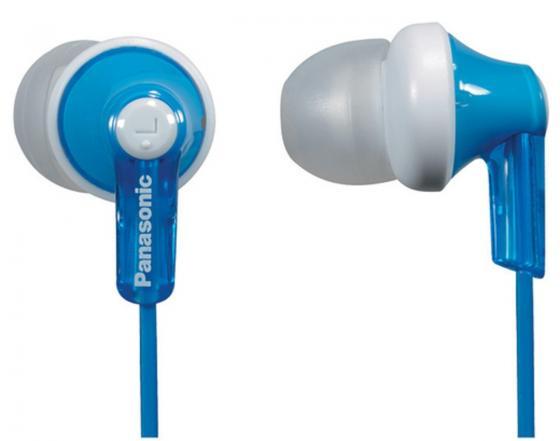 купить Наушники Panasonic RP-HJE118GUA голубой недорого