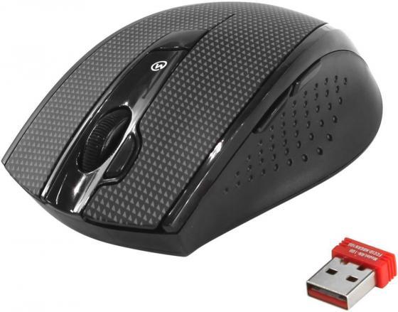 Мышь беспроводная A4TECH V-Track G10-730F-1 чёрный USB кнопка a4tech wg 100 беспроводная мышь офис мышь мышь для ноутбука черный