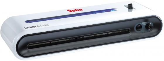 Ламинатор Geha Comfort A4 пленка 80-125 мкм 300 мм/мин 3 режима 86096022 ламинатор geha basic a4 пленка 80 125 мкм 250 мм мин 86096008