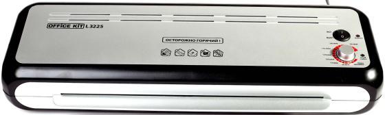 Ламинатор Office Kit L3225 A3 60х250 мкм 37.5 см/мин бело-черный ламинатор gbc 1100l 4400747eu