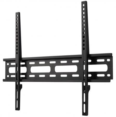 Кронштейн HAMA H-108771 черный для ЖК ТВ до 56 настенный VESA 600x400 max 35 кг кронштейн hama h 118114 черный для жк настенный наклон