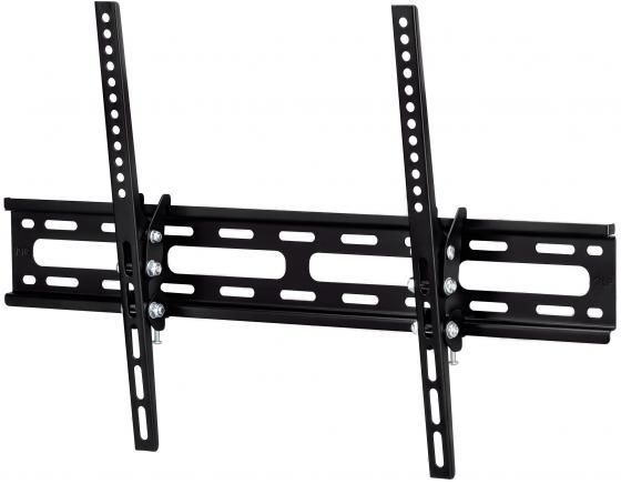 Кронштейн HAMA H-108717 XL черный для ЖК ТВ до 56 настенный наклон 15° VESA 600x400 max 35 кг кронштейн для тв hama 108717