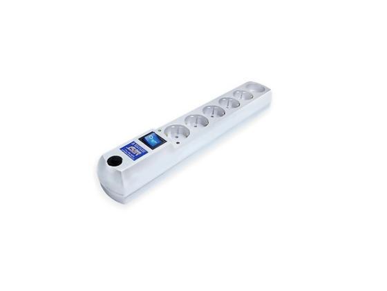 Сетевой фильтр MOST Hard HV6 6 розеток 2 м белый сетевой фильтр most real r 6 розеток 2 м белый
