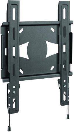 Кронштейн Holder LCDS-5045 металлик для ЖК ТВ 19-40 настенный от стены 20мм VESA 200x200 до 45 кг holder lcds 5065 black gloss кронштейн для тв