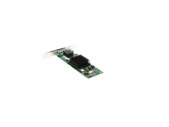 Контроллер SAS Adaptec ASA-7805H PCI-E v3 x8 LP SGL 2280800-R контроллер sas adaptec asr 7805 pci e v3 x8 lp sgl 2274100 r