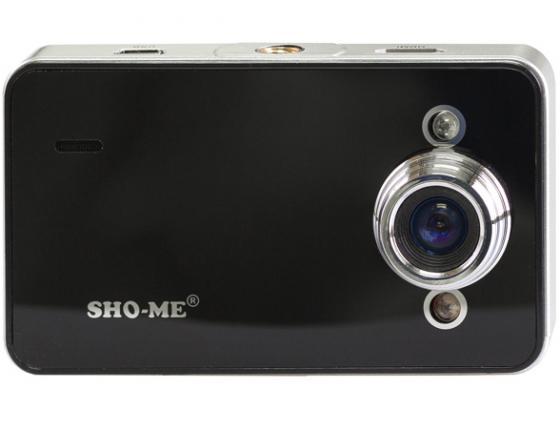 """Видеорегистратор Sho-Me HD29-LCD 2.7"""" 1920x1080 5Mp 120° G-сенсор HDMI microSD microSDHC sho me hd330 lcd black"""