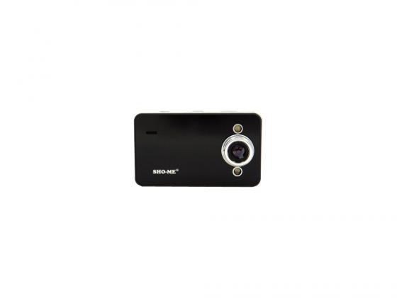 Видеорегистратор Sho-Me HD29-LCD 2.7 1920x1080 5Mp 120° G-сенсор HDMI microSD microSDHC