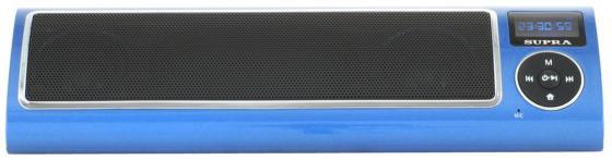 Портативная акустика Supra PAS-6255 синий