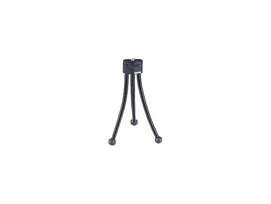 цена на Штатив Hama Delta Pro 180 H-4403 напольный трипод 2D-головка до 170см нагрузка до 5кг