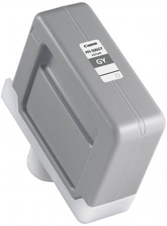 Картридж Canon PFI-306 GY для iPF8300S 8400 9400S 9400 серый canon pfi 306 black