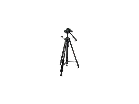 Штатив Rekam Ecopod E-169 напольный трипод до 169 см нагрузка до 6 кг черный цена и фото