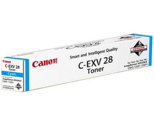 Фото - Тонер Canon C-EXV28 для C5045/C5051 голубой 44000 страниц тонер canon c exv28 для c5045 c5051 голубой 44000 страниц