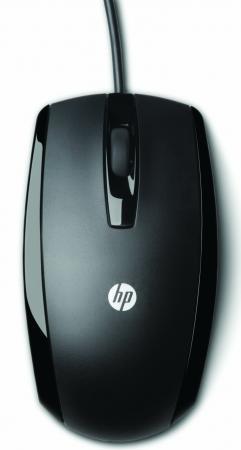 все цены на Мышь проводная HP X500 E5E76AA чёрный USB онлайн