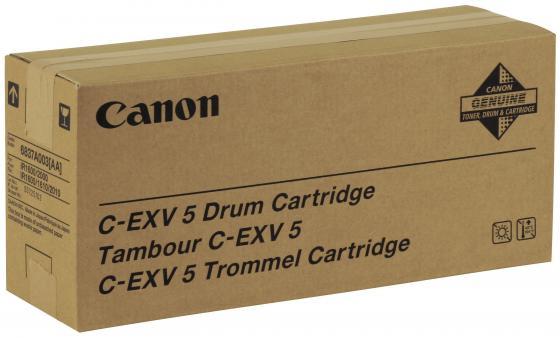 Фотобарабан Canon C-EXV5 для IR1600/2000 черный 21000стр системный блок dell optiplex 3050 mt i5 6500 3 2ghz 4gb 500gb hd530 dvd rw win7pro win10pro клавиатура мышь серебристо черный 3050 0368