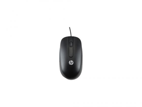 Купить со скидкой Мышь проводная HP QY775AA/MMOFYKO чёрный PS/2
